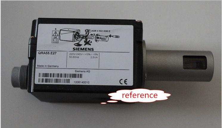 Flame Sensor QRA53.G27 Burner Flame Detector Light Pipe Magic Eye Flame Sensor