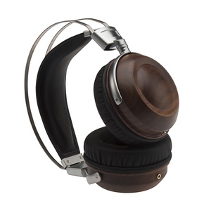 Image 5 - HiFi Headphone Case Over Ear Headphone Wooden Case Shell DIY Bluetooth Headphone Case Cover 40MM 50MM 53MM