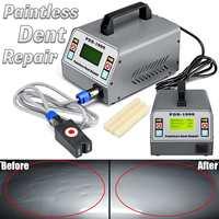 Car Induction Heater Dent Repair Remover Tool Set 1000W Paintless HotBox Car Body Dents Removing Repair Tool EU/US Plug