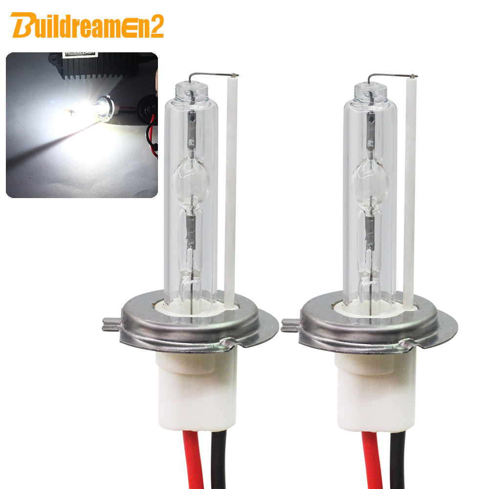 Acheter Buildreamen2 100 W 10000LM AC Xenon Ampoule Lampe Haute Luminosité 9005 9006 H1 H3 H7 H8 H11 4300 K 5000 K 8000 K Pour Phare De Voiture Brouillard Lumière de Phare Ampoules fiable fournisseurs