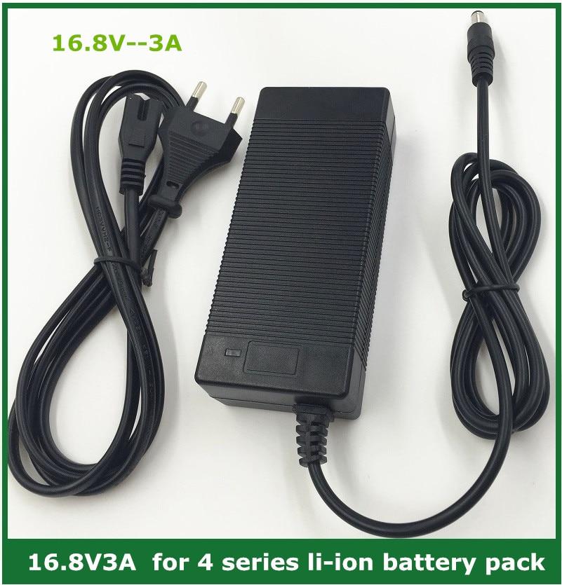 все цены на 16.8V3A 16.8V 3A lithium li-ion battery charger for 4 series 14.4V 14.8V lithium li-ion polymer batterry pack good quality