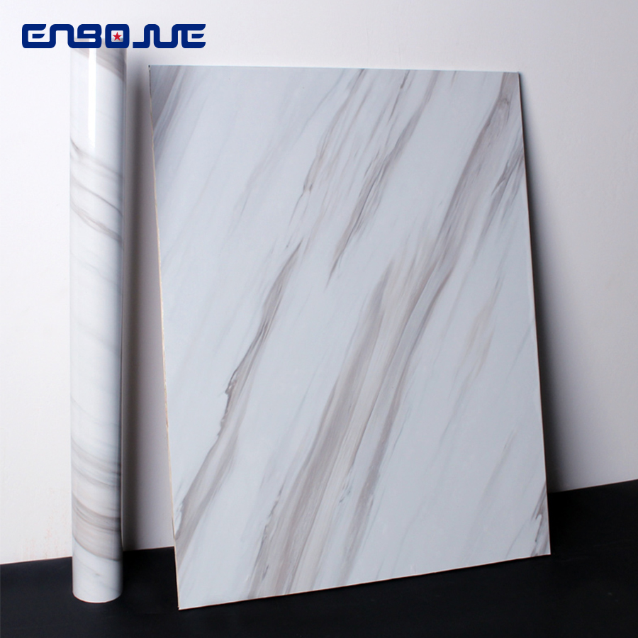 0.4x3M Wallpaper Self Adhesive Home Kitchen Oil Proof Stickers Vinyl Waterproof Windowsill Furniture Table Marble Wall Sticker