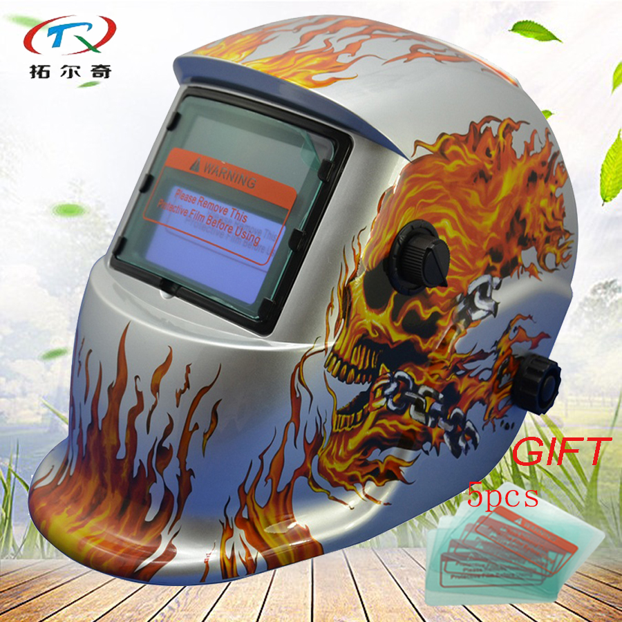 Inventive Li Battery Welding Helmet Auto Darkening Silver Yellow Solar And Inner Power Welding Equipment Mask Mig Tig Arc Hat Hd08 To Win A High Admiration And Is Widely Trusted At Home And Abroad. 2200de