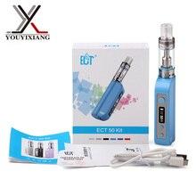 20ชิ้น/ล็อต100%เดิมบุหรี่อิเล็กทรอนิกส์กล่องสมัย50วัตต์ชุดบุหรี่อิเล็กทรอนิกส์2.5มิลลิลิตรมินิการควบคุมการไหลของอากาศเครื่องฉีดน้ำe-บุหรี่Vape