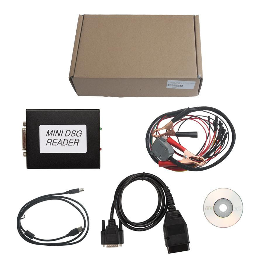 Best Price MINI DSG Reader for DQ200 DQ250 Read and Write New Gearbox Data