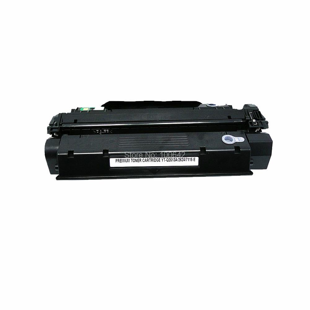 YOTAT For HP Q2613A 13A black toner cartridge for HP LaserJet 1000 1005 1200 1220 Printer Series 3300 3310 3320 3330 3380 Series use for videojet 1000 series printer 1210 1220 1610 1620 mainboard csb5