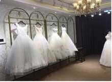 Tieyi стойка для свадебного платья высококачественное платье