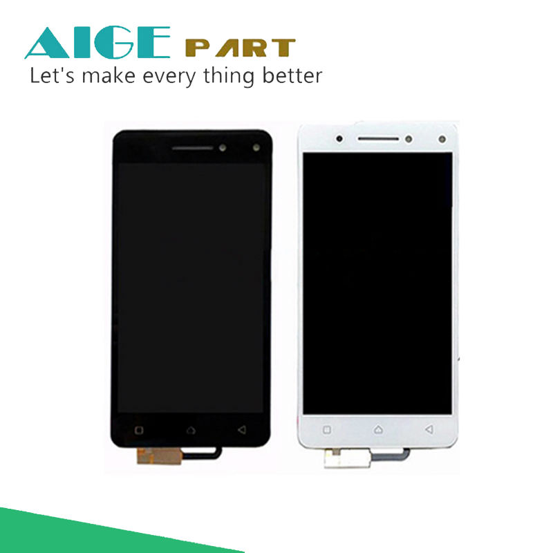 For Lenovo Vibe S1 Lcd display +Touch Screen High Quality Digitizer Glass Panel Assembly Replacement For Lenovo Vibe S1 vibe x2 lcd display touch screen panel with frame digitizer accessories for lenovo vibe x2 smartphone white free shipping track