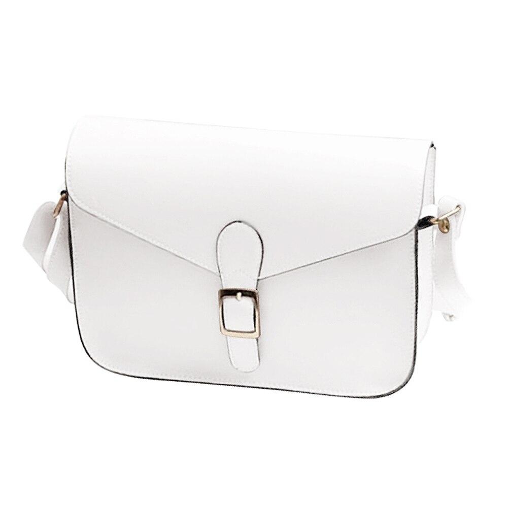 Для женщин сумка консервативный стиль старинные конверт мешок плеча Высокое качество портфель белый