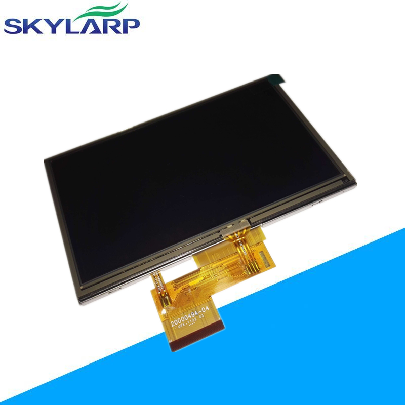 Original 5.0 inch 1402-980 LCD Screen for GARMIN Satnav 4nsf LCD Screen display panel with Touch screen digitizer replacement 4 3 inch for garmin aviation aera 500 lcd screen display with touch screen digitizer