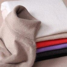 Водолазка женская 60% кашемировый свитер для женщин свитеры для и пуловеры осень зима корейский Обычная веломайка джемпер тянуть роковой вязаный