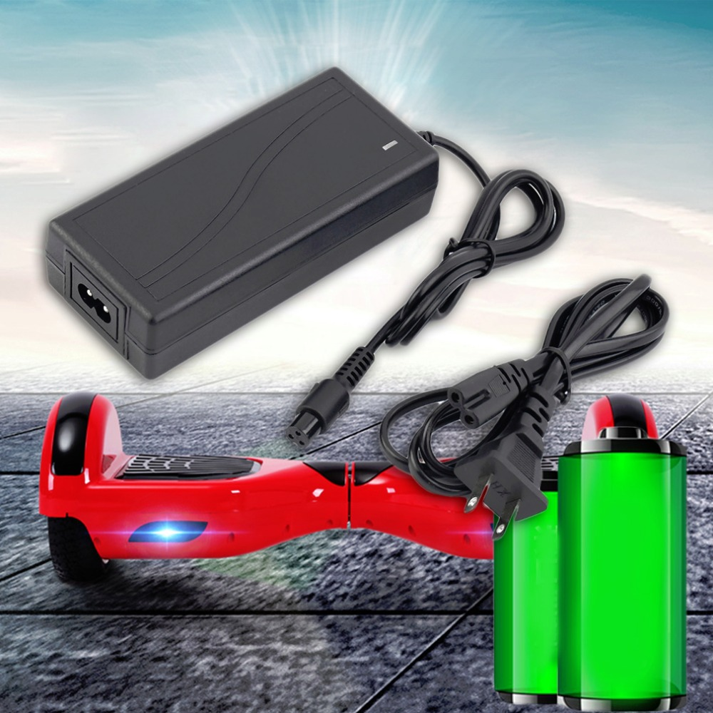 New Scooter Battery Charger Electric Bicycle Bike Motor