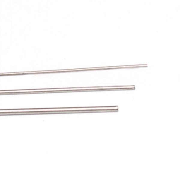 Diameter 1mm / 2mm Steel Wire 1M DIY Model Necessary Accessories Steering Tie Rod