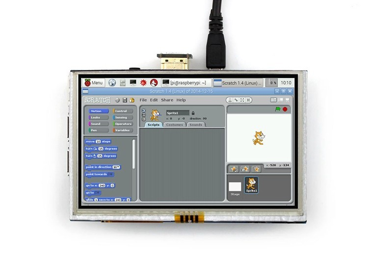 US $27 5 |5 inch 800x480 Touch LCD Screen 5