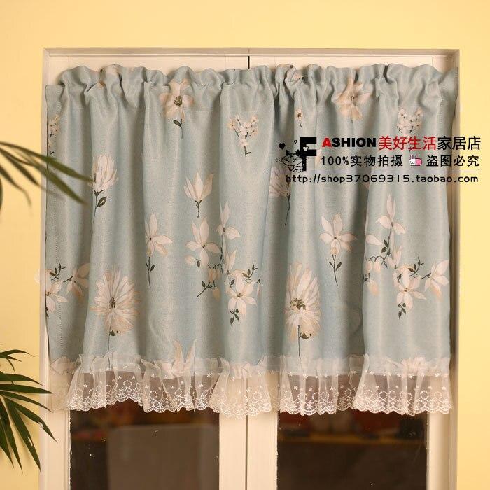 daisy curtain valance - window curtains & drapes