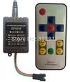 Sem fio RF levou controlador de pixel ; suporta APA102 / APA104 / WS2812B / WS2801 / LPD8806 / TM1804 / / TM1809 / UCS1903.etc