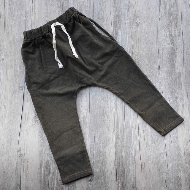 Casual Boy's Loose Jeans