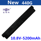 HSW NEW 6 cell Laptop Battery For ProBook 440 445 450 455 470 G0 G1 ElitePad 900 G1 FP06 FP09 H6L26AA H6L27AA bateria