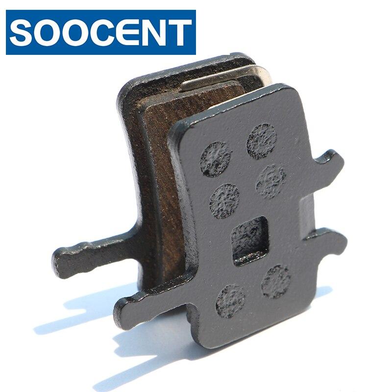 2 Pairs MTB bicycle disc brake pads Part for Avid BB7 Hydraulic /& Avid juicy3//57