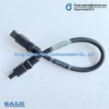 100% orijinal DCC 14 pil şarj cihazı kablosu Fujikura Fusion Splicer FSM 60S fsm 60r FSM 17S FSM 17R güç kablosu kablosu
