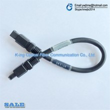후지 쿠라 퓨전 스 플라이 서 DCC 14 FSM 60S fsm 60r FSM 17S 전원 코드 케이블 용 100% 오리지널 FSM 17R 배터리 충전기 코드