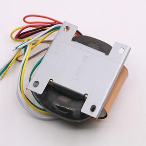 Image 3 - HIFI หลอด Preamplifier หลอด Phono Transformer เอาต์พุต: 0 260V (0.1A), 0 12.6V (3A),0 6.3 V (3A) r ประเภทหม้อแปลงไฟฟ้า