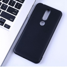 hot deal buy for nokia x6 case nokia x6 cover on for nokia x 6 tpu silicone soft slim original simple phone shell anti-shock case