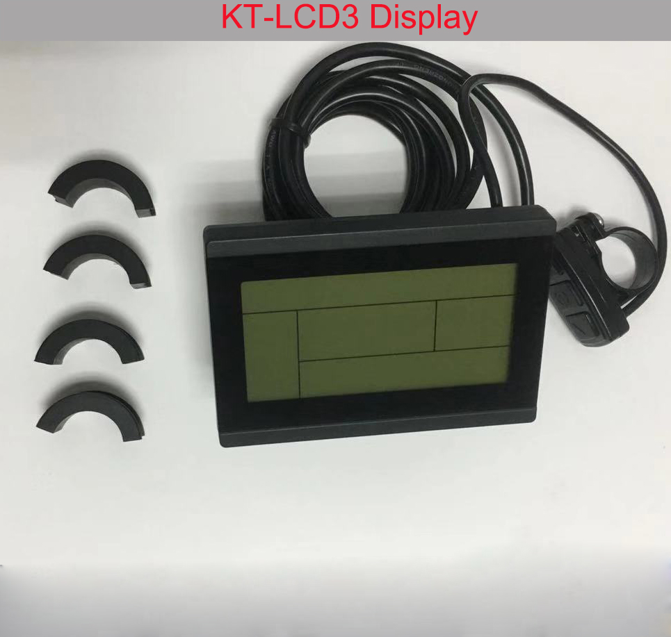 Latest Collection Of Ebike 24v 36v 48v 60v 72v Intelligent Kt Lcd Lcd8hu Ktlcd6 Control Panel Display Electric Bicycle Bike Parts Kt Controller Accessories