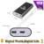 8mm de diâmetro 1/2/3.5/5 M USB sem fio WiFi endoscópio IOS Android pc camera 720 p 6 led mini câmera iphone segurança endoscópio câmera