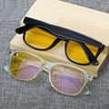 Anti Blue Ray Computer Glasses Unisex Spectacles Acatae Frame TAC lens Gaming Glasses Eyewear gd2140