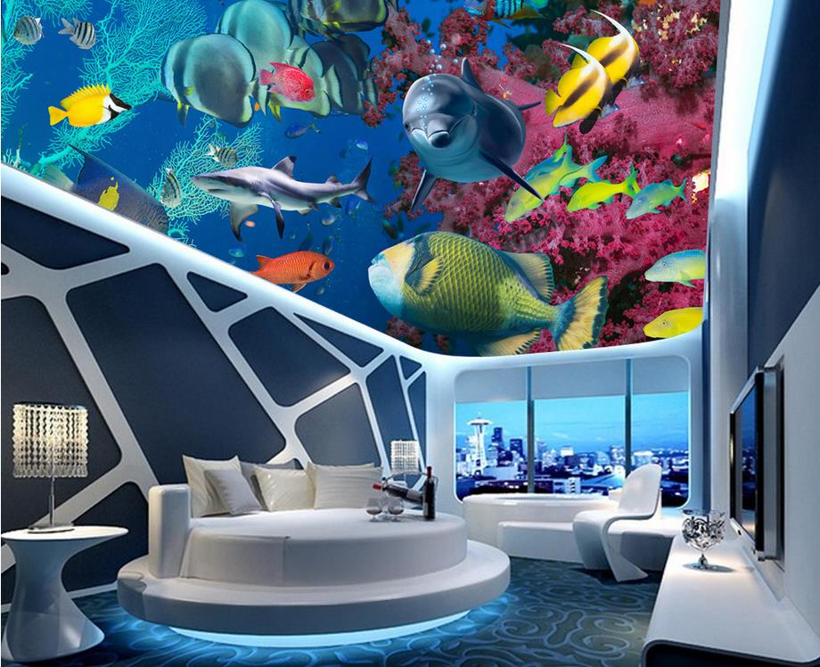 Fine Living Room Underwater H To Decorating Ideas