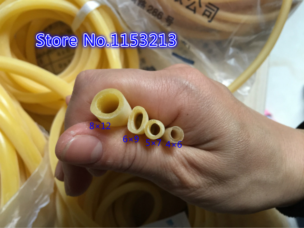 Realistic 5m Latex Tube 10x14mm Link Pipe Tourniquet Straps Rubber Tube Band Pressure Veins Belt Special Elastic Hose For Slingshot 100% High Quality Materials School & Educational Supplies