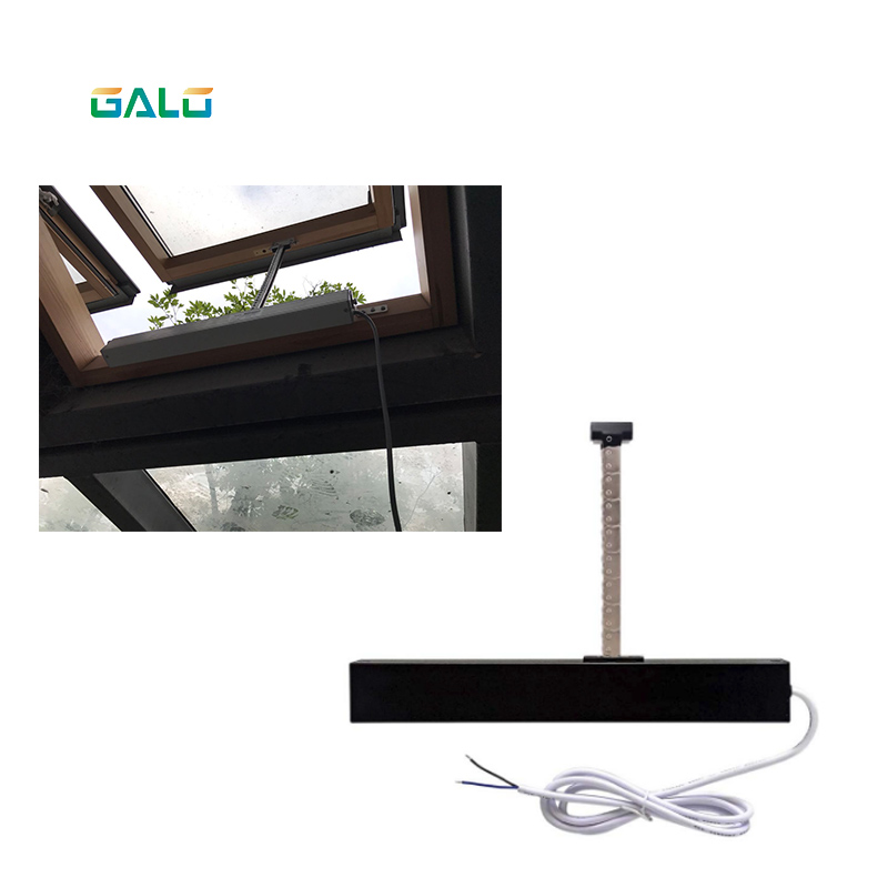 Image 2 - Smart Home electric chain window opener 300mm extend Opener (remote control+receiver are included) For Small skylight-in Electric Door Control System from Security & Protection