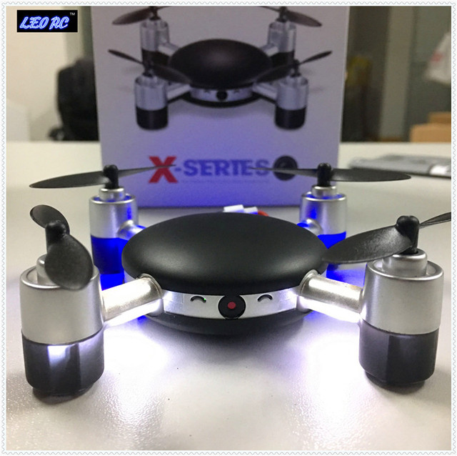 Original MJX X916H MINI Lily 4CH Wifi FPV Quadcopter controle APP Mini Drones com Câmera 0.3MP wifi e Auto pairando (sem TX)