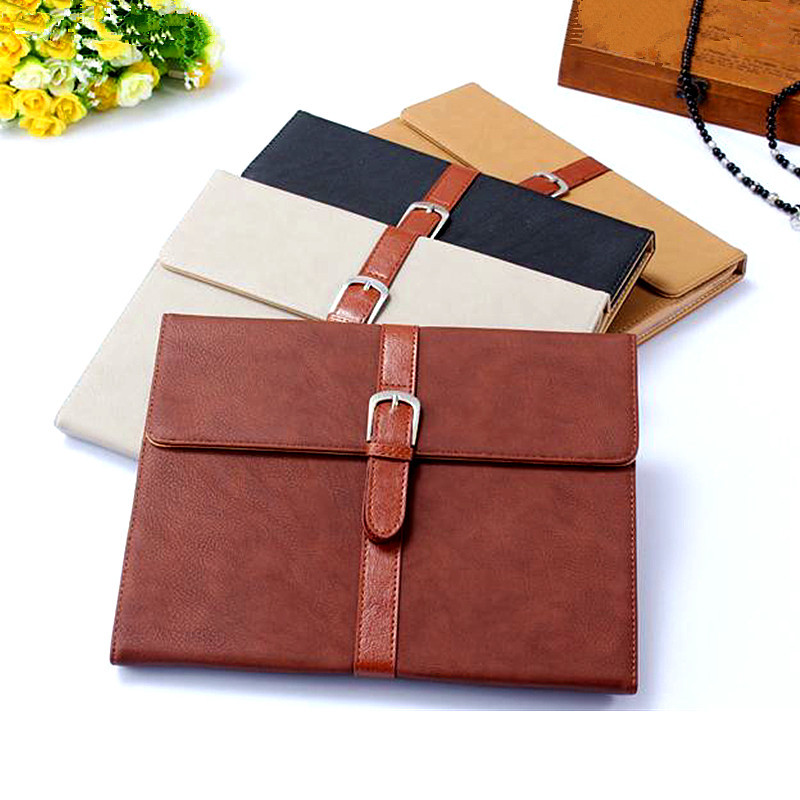 High Quality Leather Case for iPad Air 2 Vintage Style PU Leather Case Stand Cover for iPad Air 2 Luxury Flip Case Sleep Wake up ultra thin for ipad air 2 case pu leather smart stand cover universal auto sleep wake up flip 9 7inch case for ipad air 1 2