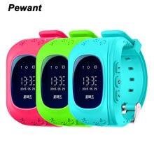 Original Pewant Q50 Smart Baby Watch With GPS Tracker SOS Anti Lost Monitor Smartwatch for Kids Children PK Q90 Q100 Q750