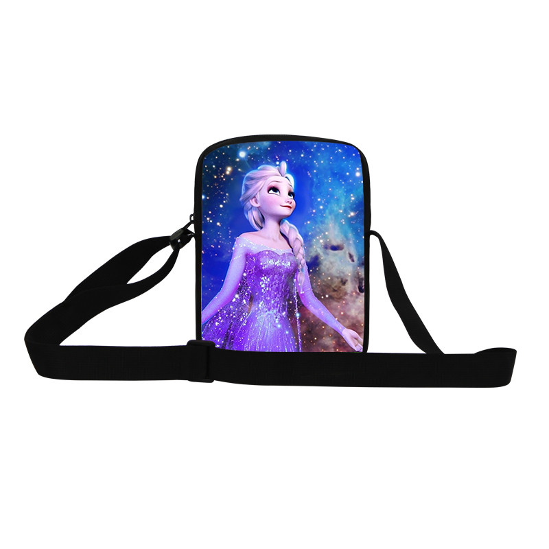 ELSA Handbag Girls Shoulder Messenger Bag