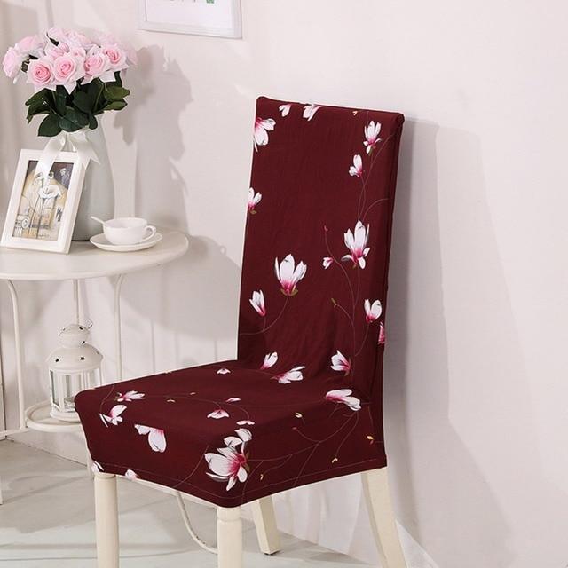 Fitted Chair Covers Ebay Office On Sale Wedding Seating Lara Expolicenciaslatam Co Meijuner Cover Printing Flower Universal Case Extending
