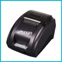AB-58D 48mm mini impressora bluetooth android impressora térmica usb sem fio impressora de recibos móvel portátil pequeno bilhete impressora