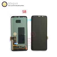 Original LCD For SAMSUNG Galaxy S8 LCD Display S8 G950F G950U G950Touch Screen Digitizer Assembly Replacement Parts