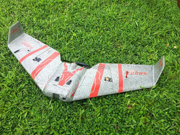 SKY SHADOW Reptile S800 V2 820mm Wingspan Gray FPV EPP Flying Wing Racer KIT Version / PNP Version With FPV System