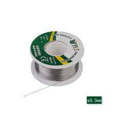 BEST 100g 0.3mm Environmental Protection Soldering Tin Wire For Intensive Circuit Board Phone Computer Motherboard Repair