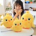 Маленький желтый цыпленок плюшевые игрушки куклы цыпленок ноздри подушка кукла подарок на день рождения для мужчин и женщин