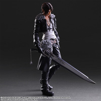 Final Fantasy 8 Play Arts Kai Action Figure Squall Leonhart Collection Anime Model Toys FF 8 Playarts Kai 250MM