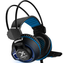 Steelseries Siberia V3 Gaming Professional Headset 7.1 LED Light Vibration Bass Stereo Headphone with Mic for PC