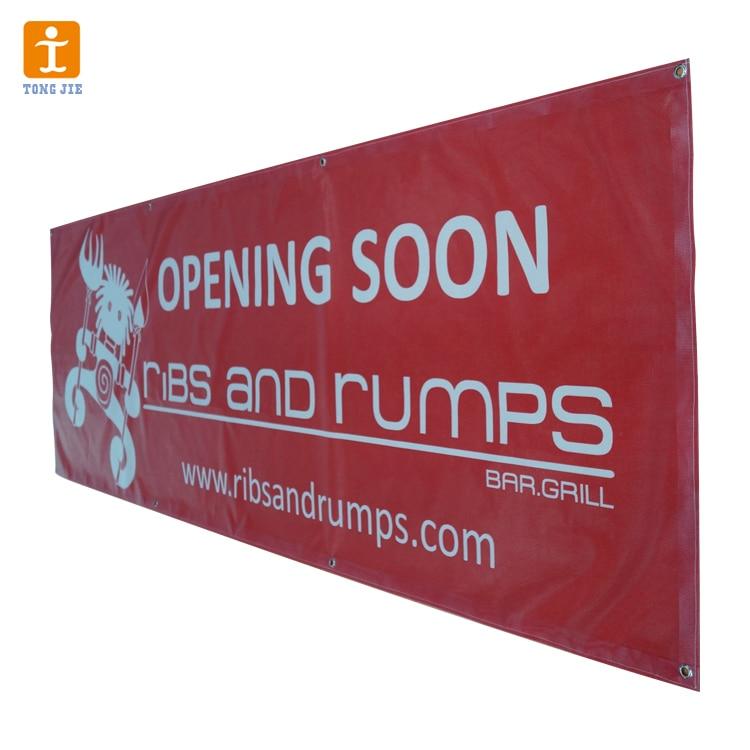 Quality Laminated Vinyl Banner Printed Banner