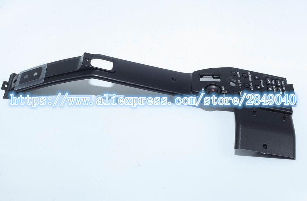 New original For Sony PMW-300 Handle Upper Grip Cover Assy Top User Panel Repair Part X25882721New original For Sony PMW-300 Handle Upper Grip Cover Assy Top User Panel Repair Part X25882721