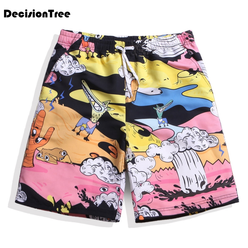 2019 summer swimming shorts plus long pants men quick dry sharkskin swimtrunk jammers swimwear diving wetsuit swimsuit