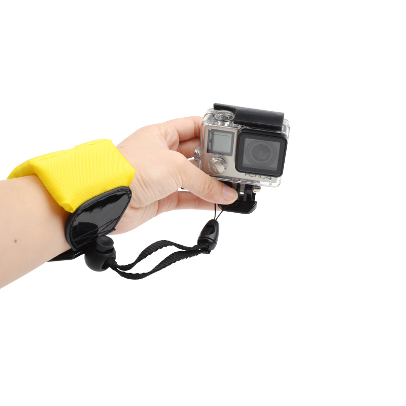 Underwater Waterproof Diving Floating Foam Wrist Arm Hand Strap GoPro Hero 6 5 4 3+ for SJCAM for Xiaomi Yi Camera Accessories (3)