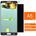 alibaba china DHL 5pcs  shipping 100% Test Original For Samsung Galaxy A5 LCD A5000 A500 LCD Touch Screen Assembly